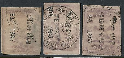 1864-1866 Mexico stamps, USED ,  SCOTT # 20