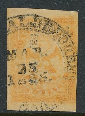 1864-1865 Mexico stamps, USED ,  SCOTT # 23