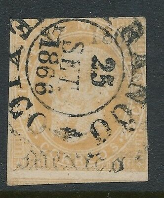 1866 Mexico stamps, USED ,  SCOTT # 28