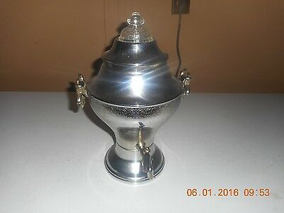 Silver Plated Coffee Maker/server