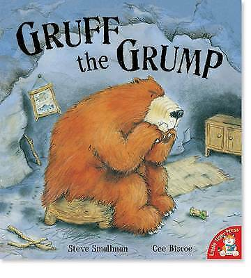 Preschool Story Book - GRUFF THE GRUMP - Large Paperback - NEW