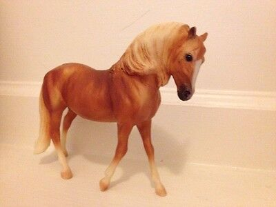 Breyer Andalusian Mare Palomino Classic Size Horse