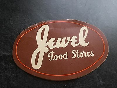 Vintage advertisement sewing needle set from Jewel Food Stores, Chicago area