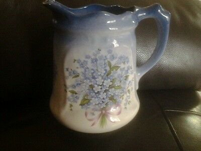 Vintage Blue  Reme Collection Jug.  CHARITY LISTING