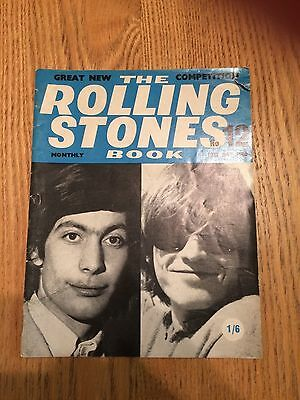 Rolling Stones Monthly Book No 12