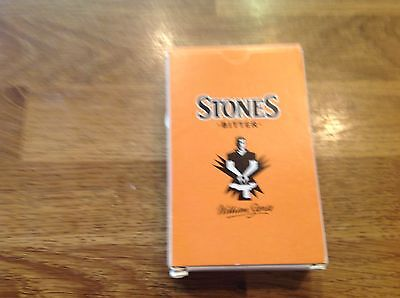 Stones Playing Cards  New