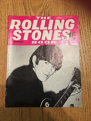 Rolling Stones Monthly Book No 15