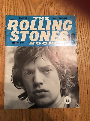 Rolling Stones Monthly Book No 16