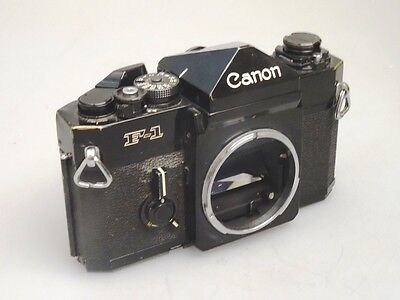 Canon F-1 Old