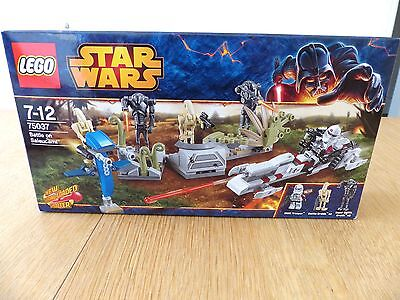 LEGO Star Wars 75037  Battle on Saleucami - New and Sealed - FREE P&P!