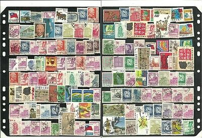 stamps lot, CHINA, TAIWAN STAMPS, USED LOTE #2