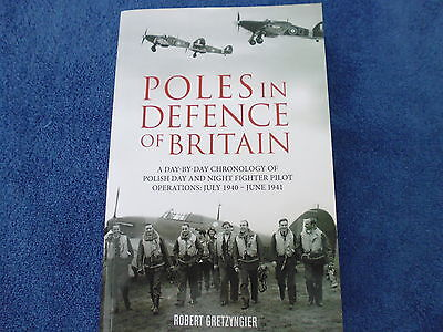 Poles In The Defence Of Britain Signed Polish Battle Of Britain Pilots