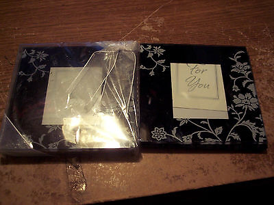 12 ADORABLE PARTY SHOWER WEDDING, BRIDAL,BABY favors PICTURE FRAME COASTERS NEW