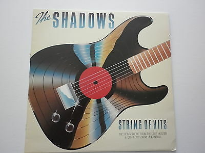 The Shadows - String of Hits - vinyl album 12inch