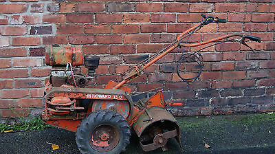 howard 350 rotavator rotovator kohler spares or repairs project