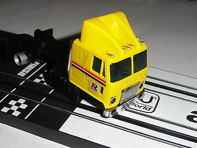 Aurora Afx Ryder Cab Over Semi Ho Slot Car Body Only (Used)