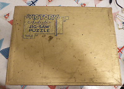 Victory Gold Box Wooden Jigsaw 2000 Piece - Autumn in The Mountains (Landscape)