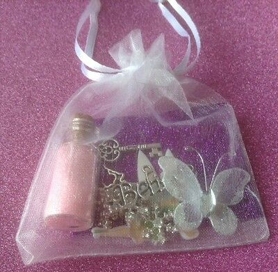 Fairy accessories, In organza drawstring bag, New, Christmas?