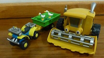 Tractor Tom - Wheezy, Buzz & Geese (Britains)