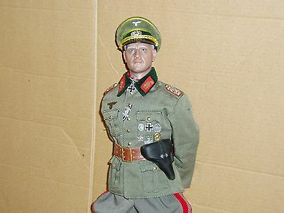 "Dragon/did,1/6Th Scale,ww2 German General,action Man,12"",figure,kitbash,not Para"
