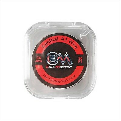 Original Coil Master Wickel-Draht Kanthal A1, Coilmaster Wire