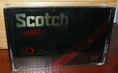 Scotch Master I 60 Made In Usa First Version  #011
