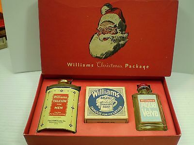 Williams Christmas Shave Set