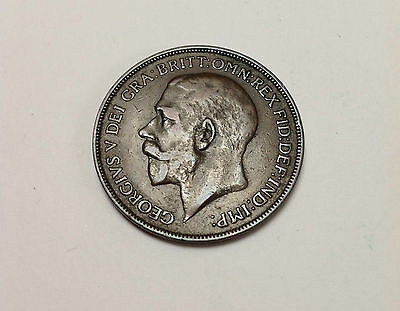 1926 King George V One Penny Good condition