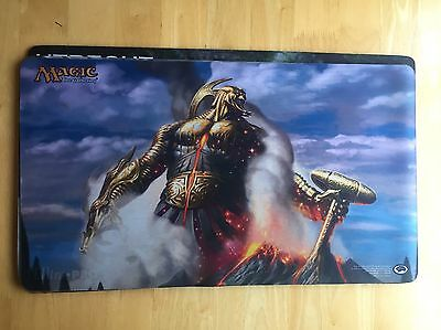 Theros God Of The Forge Playmat Magic The Gathering Mtg