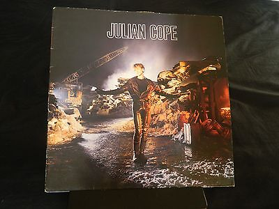Julian Cope - Saint Julian. - Vinyl L.p.