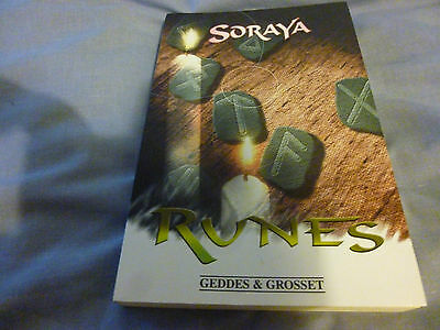 Runes Book - Soraya - The Symbolism Of Each Rune, Using, Finding, Understanding
