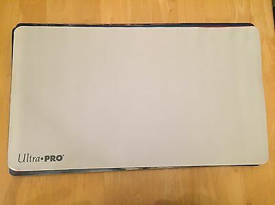 Solid White Ultra Pro Play Mat Magic The Gathering Mtg