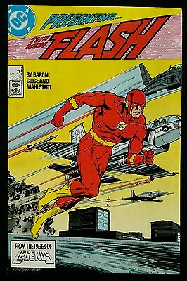"""The Flash #1 ~ CW show / """"Happy Birthday Wally!"""" ~ 1987 (9.2) WH"""
