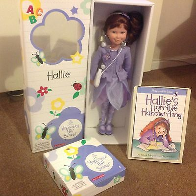 American Girl Hopscotch Hill Doll Haille