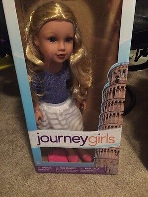Journey Girls Italy Meredith Doll