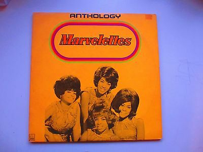 The Marvelettes - Anthology 2LP Motown USA  EX Northern Soul