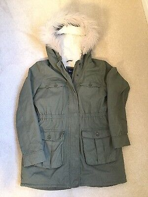 Girls Gap parka, age 13, great condition