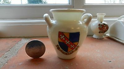 Goss Crested China Caister  Norfolk