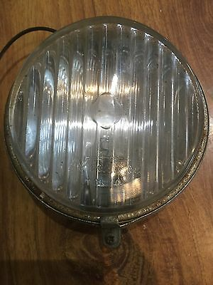 Vintage Nichibei Bicycle Front Lamp