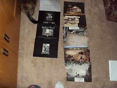 Jack Daniels Tennessee Squire Association Calendars == 11of em