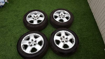 4 WINTER TYRES and WHEELS 205 55 R16 Vauxhall Astra H