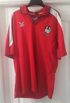 2003-04 Thailand Home Football Shirt - Size XL (Extra Large)