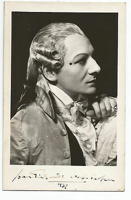 Sir John Gielgud - Actor - Film & Theatre - Signed & Dated