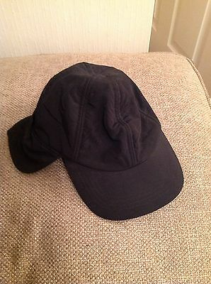 Marks and Spencer Mens Black Hat One Size