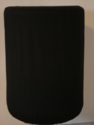 WATER COOLER BOTTLE COVER SOLID BLACK ANY DECOR Quick Shipping by Lettermail