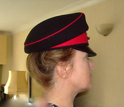 Xmas Fancy Dress, Womens hat, Original British Army,  female, ladies Original,