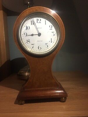 Antique French Ballon Clock For Wheatley, Carlisle