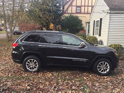 2014 Jeep Grand Cherokee Limited 2014 Jeep Grand Cherokee Limited 4WD