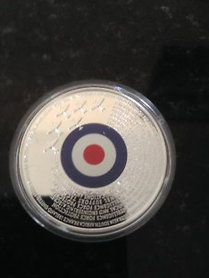 Royal Mint 2016 The Official Battle Of Britain 75th Anniversary Coin