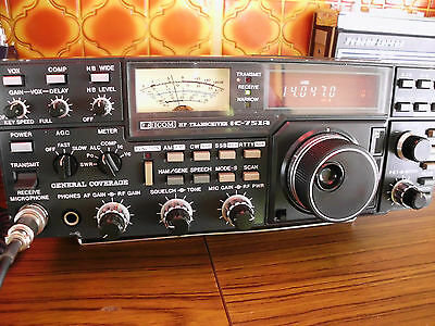 Icom-Ic 751A Hf Transceiver